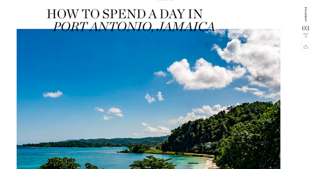 How to spend a day in Post Antonio, Jamaica